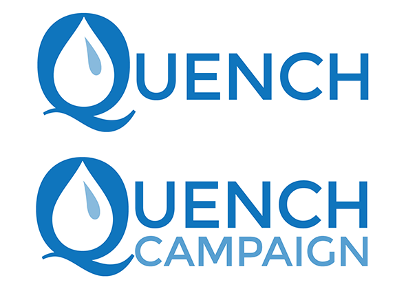 Change for Children Quench Campaign logo
